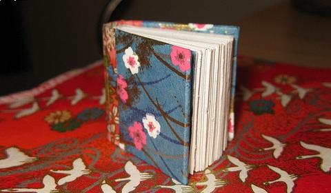книжка из бумаги