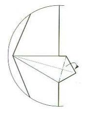 луна оригами 12