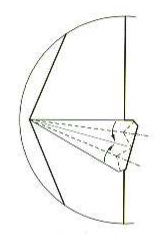 луна оригами 14