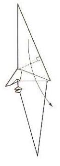 луна оригами 18