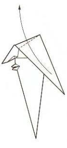 луна оригами 19