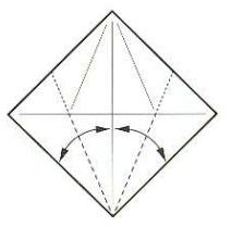 луна оригами 2