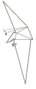 луна оригами 20