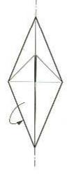 луна оригами 4