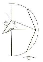 луна оригами 8