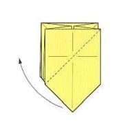 оригами солнце 11