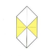 оригами солнце 14