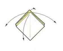 оригами солнце 15