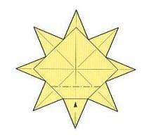 оригами солнце 29