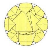 оригами солнце 39