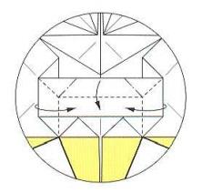 оригами солнце 42