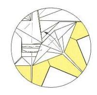 оригами солнце 48
