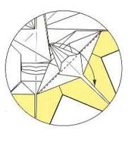оригами солнце 49