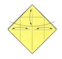 оригами солнце 5