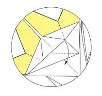 оригами солнце 51