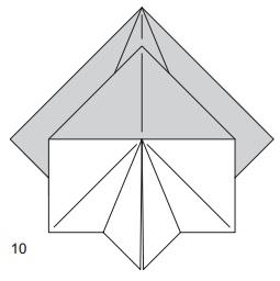 бабочка закладка 10