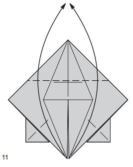 бабочка закладка 11