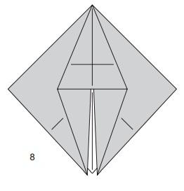 бабочка закладка 8